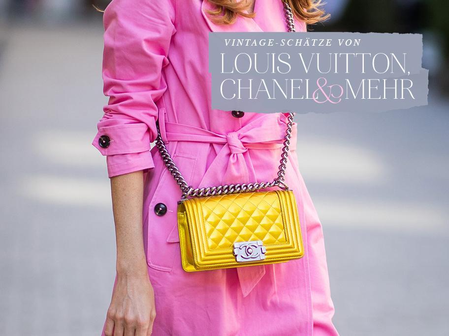 Chanel, Louis Vuitton & mehr