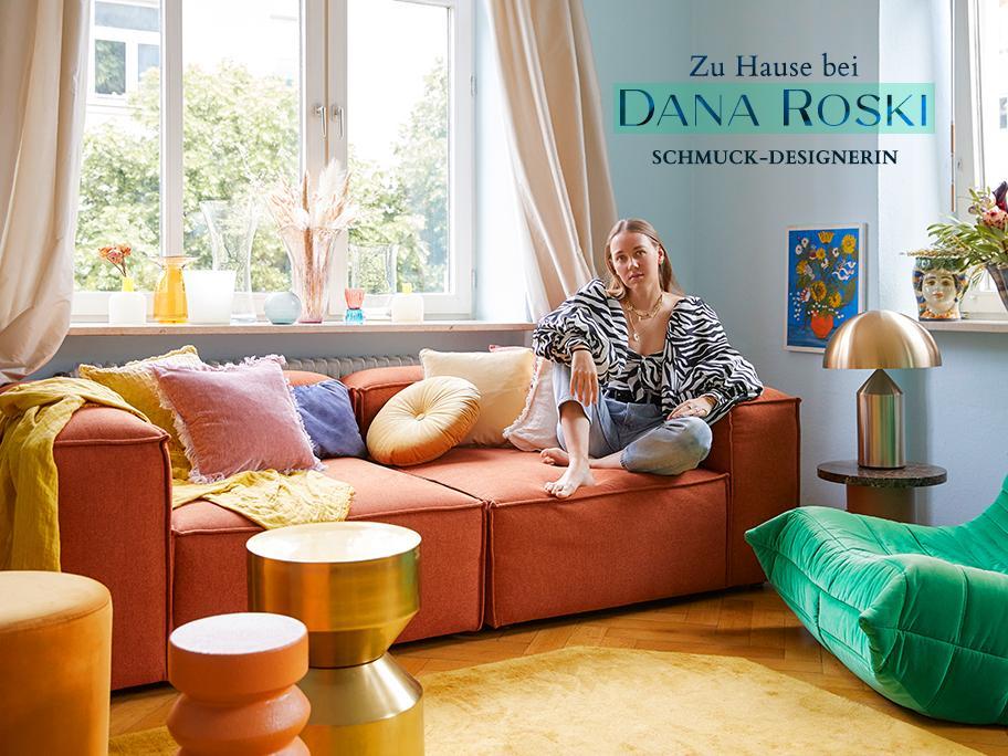Zu Hause bei Dana Roski