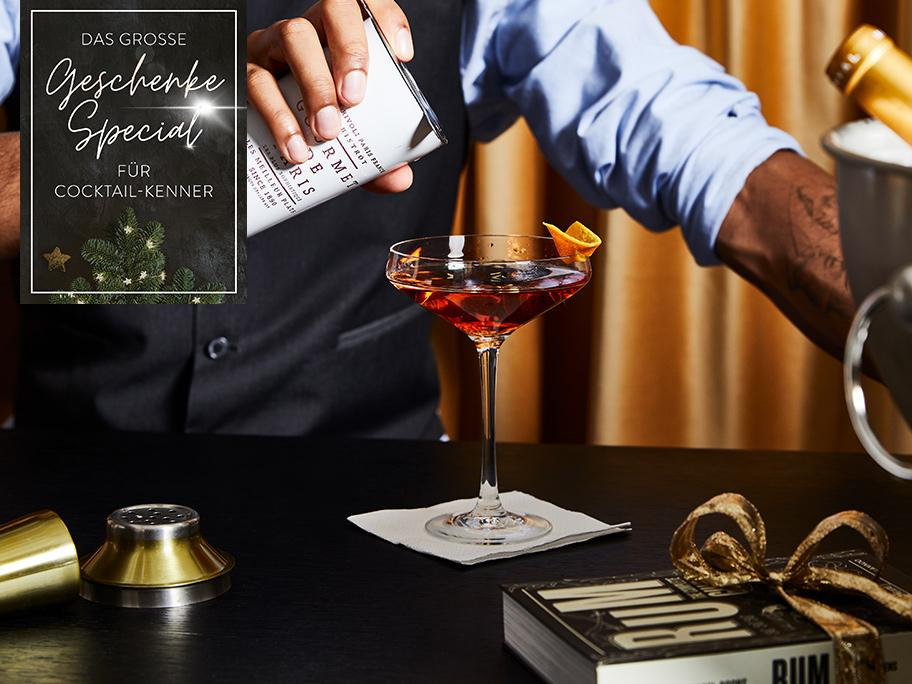 Alles für Cocktail-Kenner