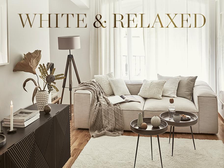 Relaxter Weißabgleich