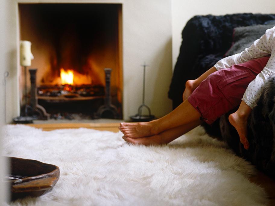 Teppiche für den Winter