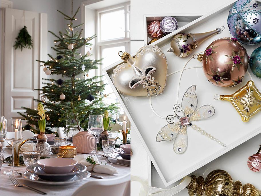 Zauberhafte Weihnachts-Deko