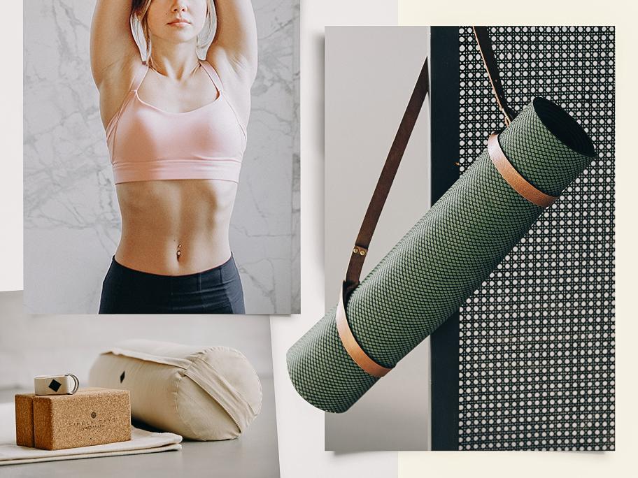 Yoga- & Pilates-Tools