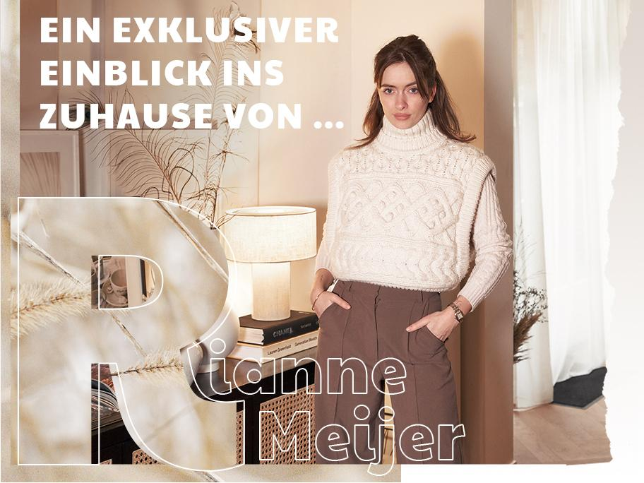 Zuhause bei Rianne Meijer