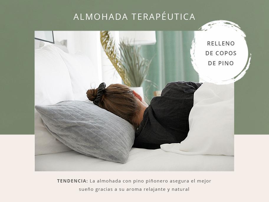 Almohadas terapéuticas