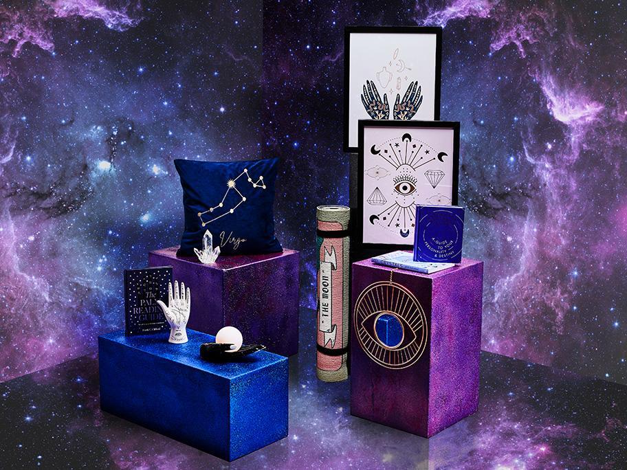 Decoración astrológica