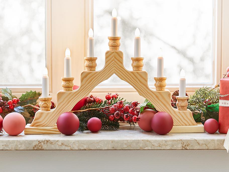 Artesanía tradicional navideña