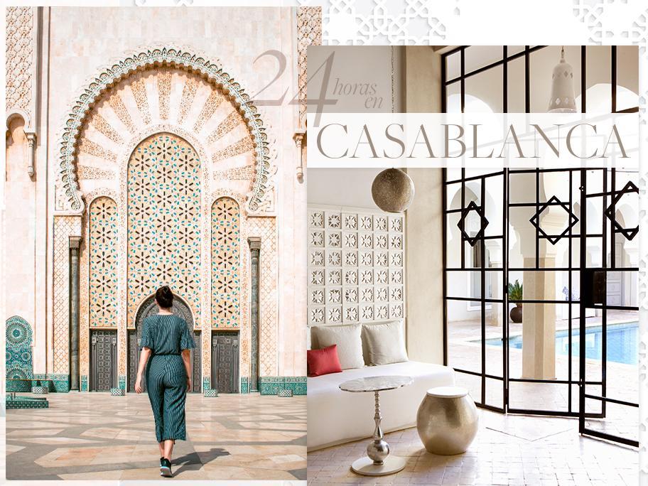 24 horas en Casablanca