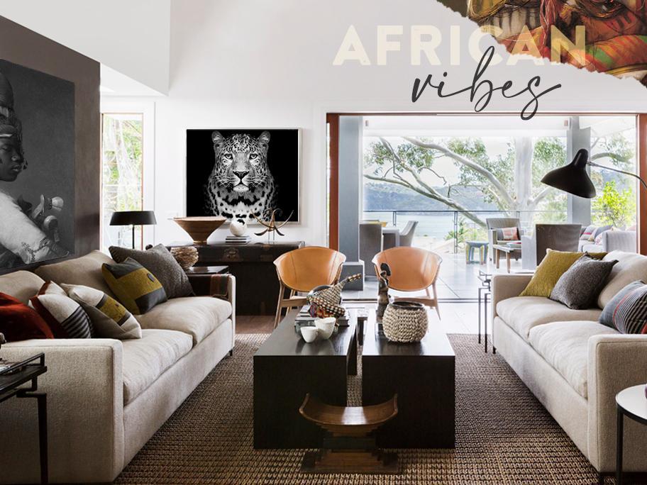África urbana