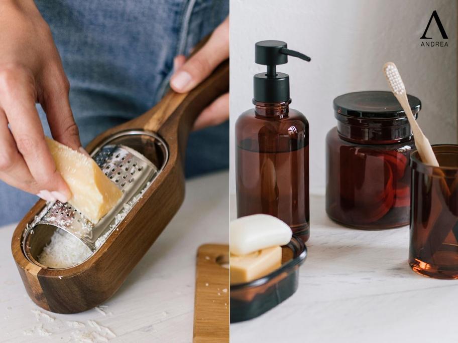 Andrea House - Cocina y baño