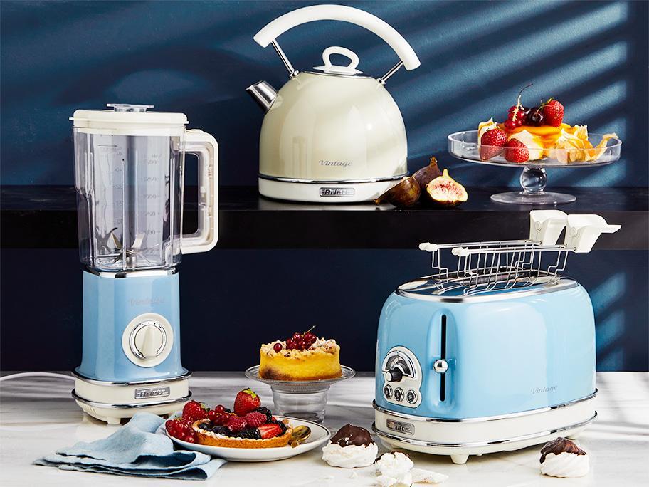 Ariete: cocinas vintage