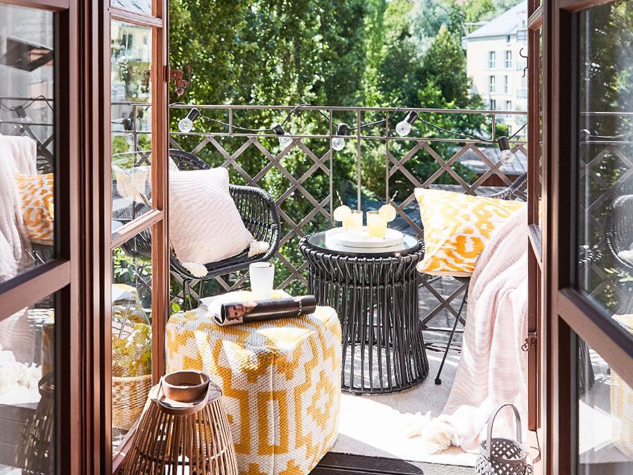 Septiembre en el balcón