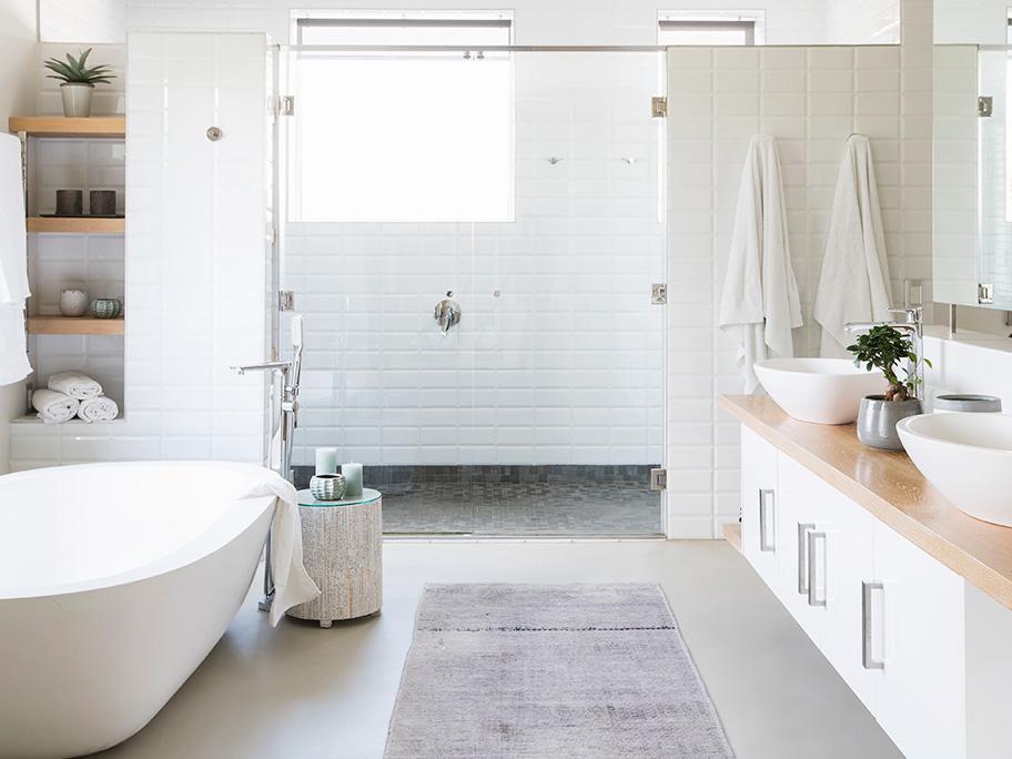 Baño en orden