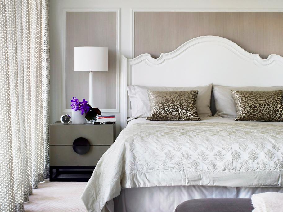 Un dormitorio sereno