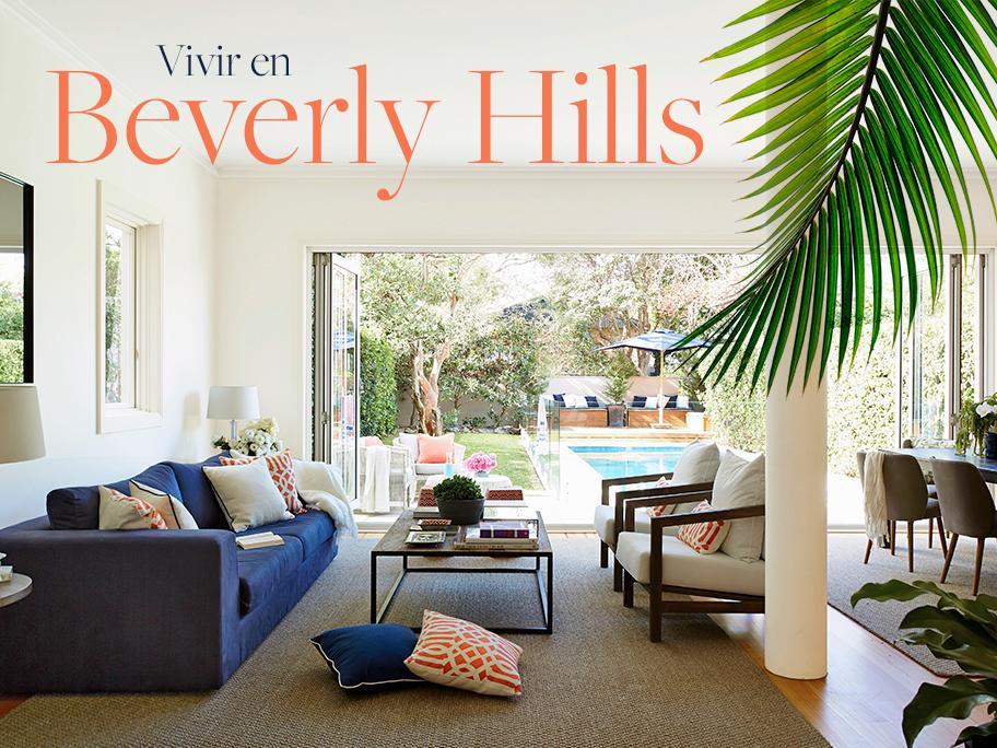 Un casoplón en Beverly Hills