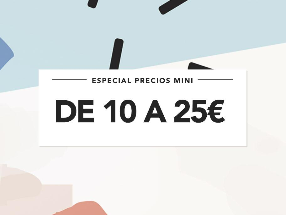 De 10 a 25€