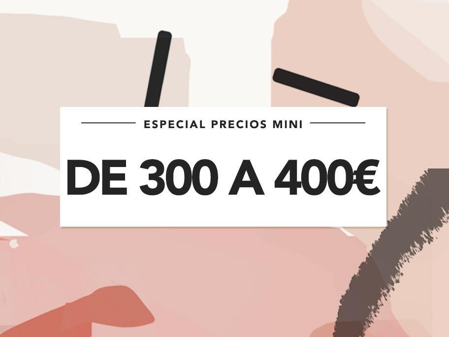 De 300 a 400€