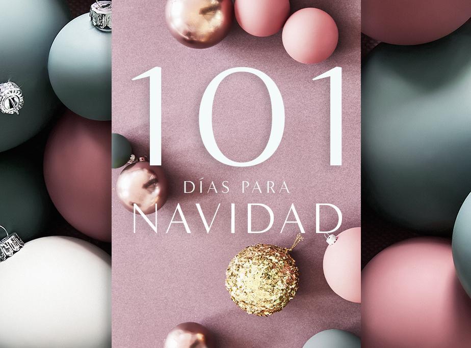 101 días antes de Navidad
