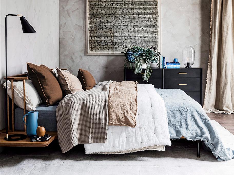Crea un dormitorio-refugio
