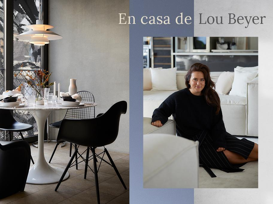 Así vive Lou Beyer