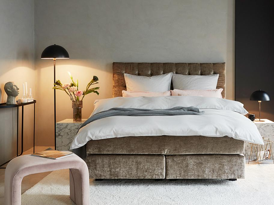 Un dormitorio para hibernar