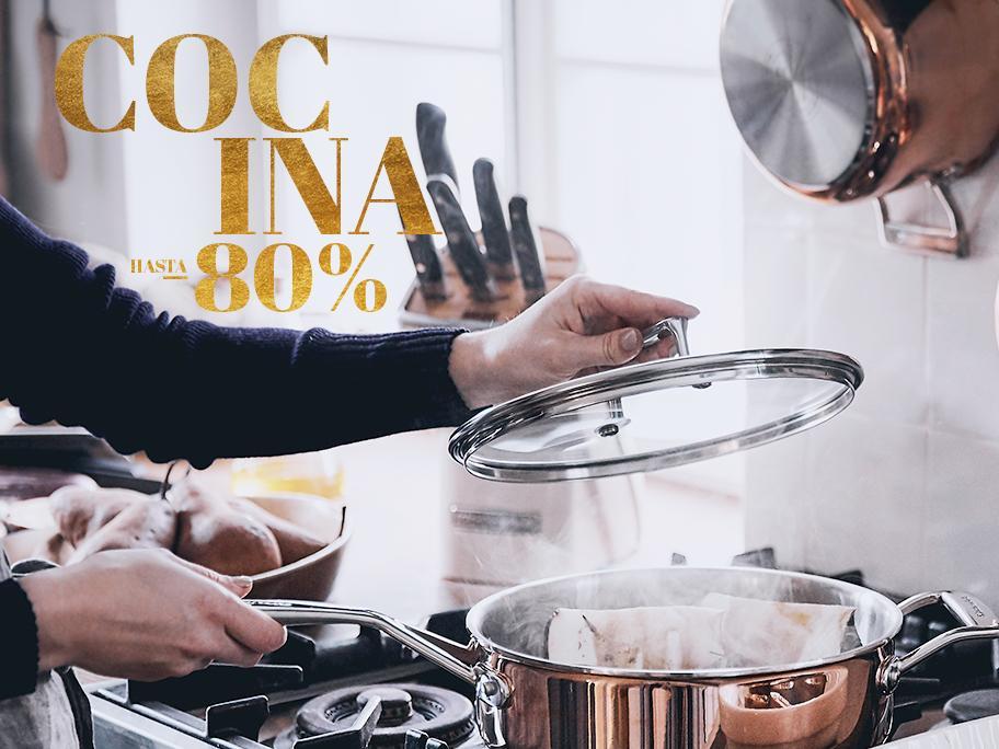 Cocina con hasta -80%