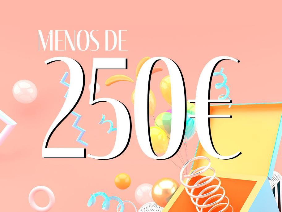 De 200 a 250€