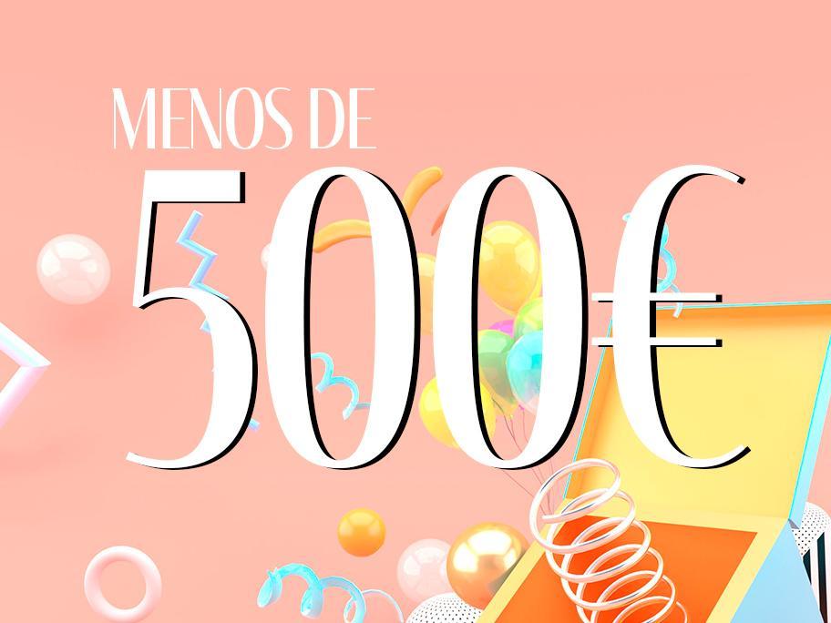 De 400 a 500€