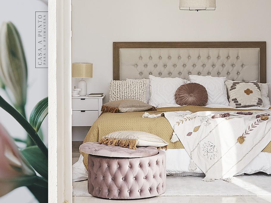 Dormitorio de tendencia