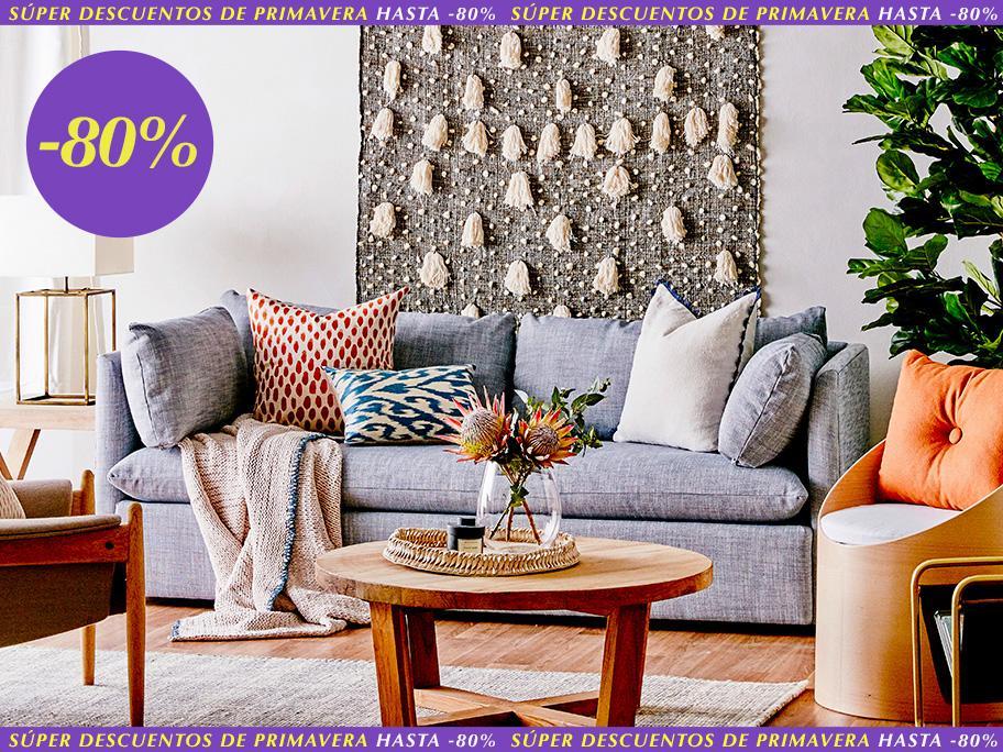 Cojines y fundas de sofá