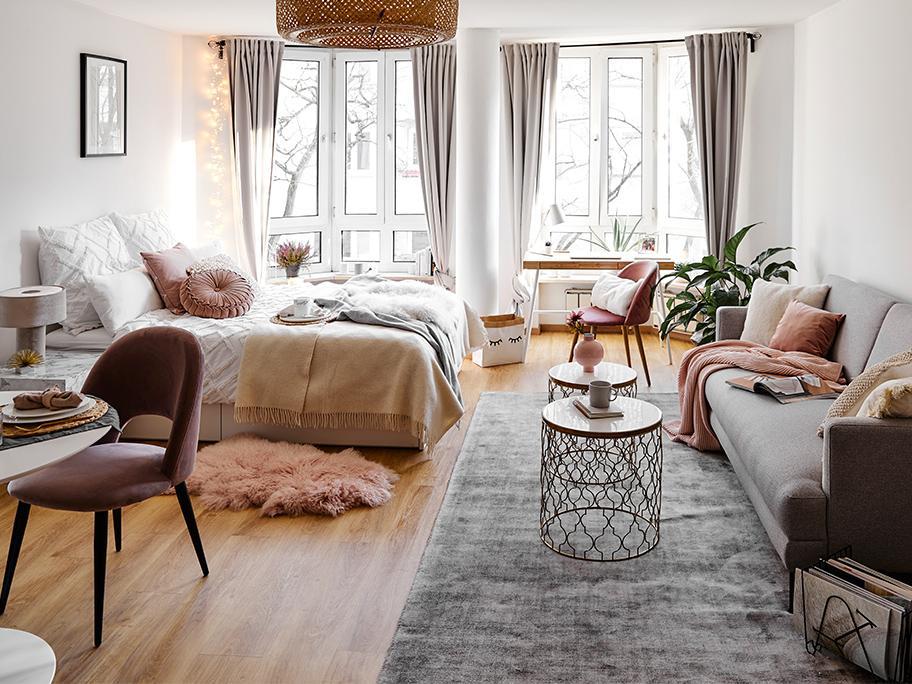 Vivir en 45m² con estilo