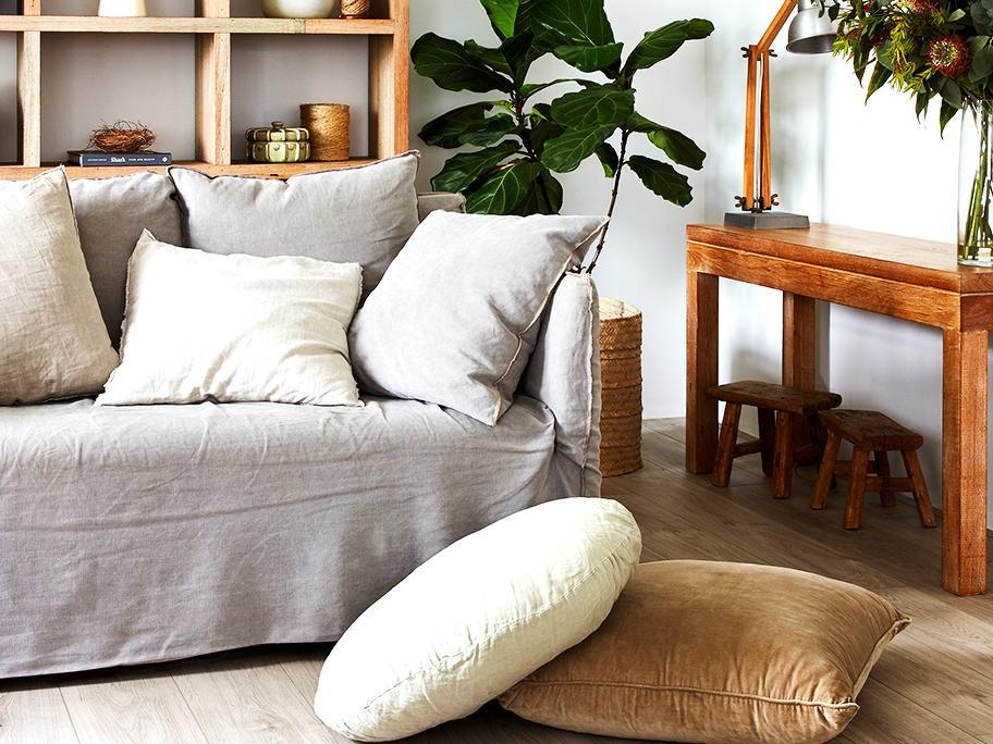 Estrena sofá
