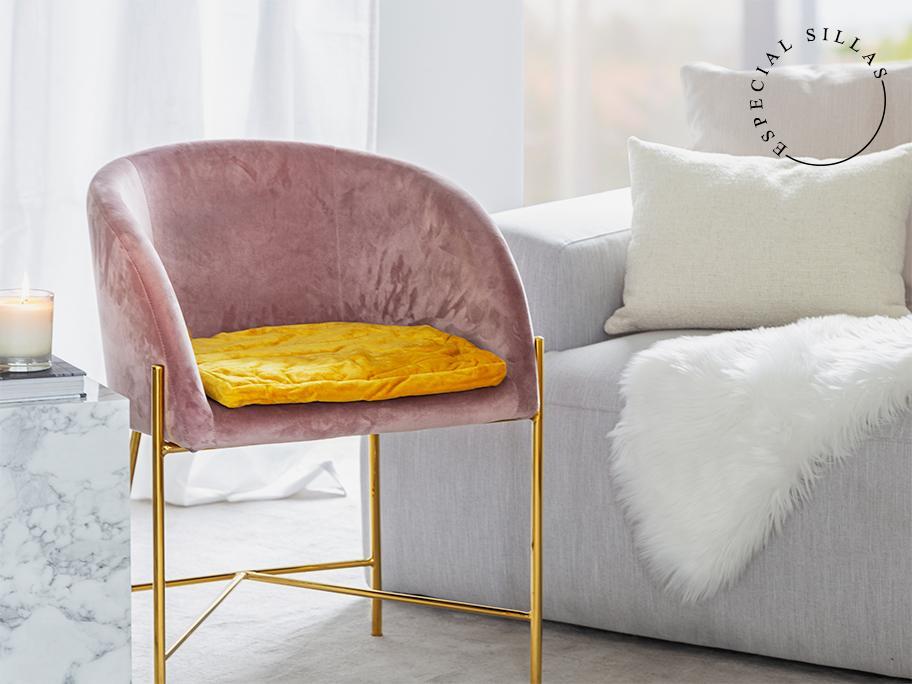 Cojines de silla