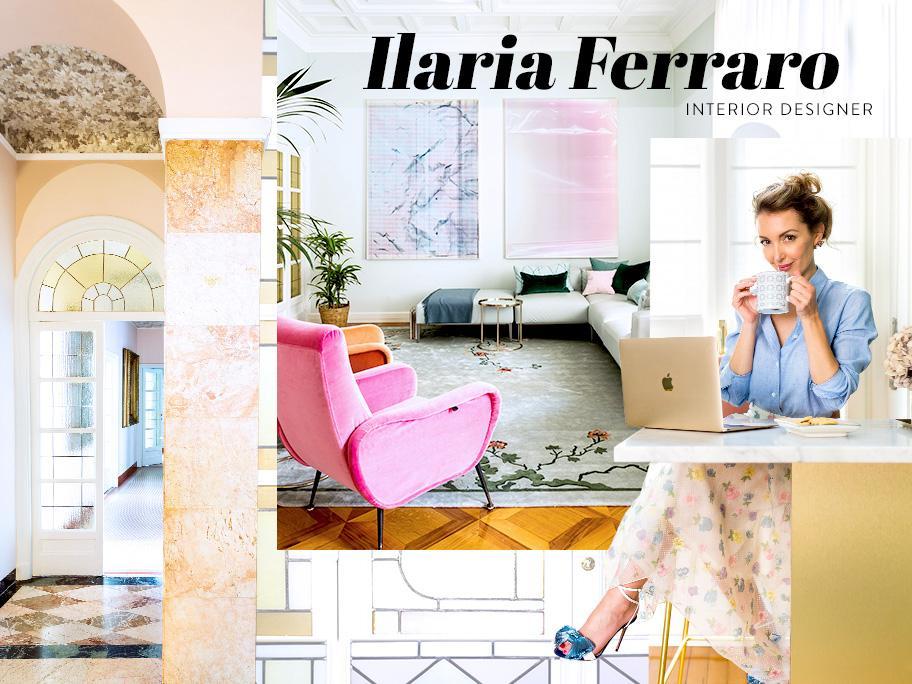 Así vive Ilaria Ferraro
