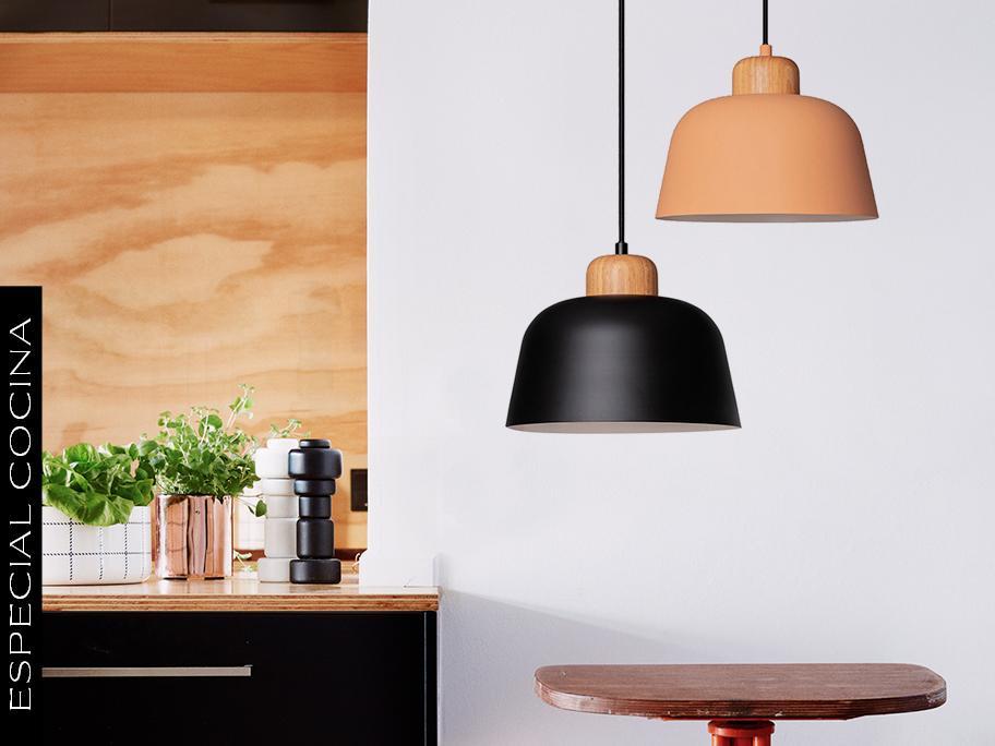 Lámparas para la cocina