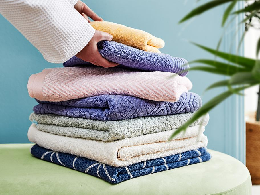 Todo sobre las toallas