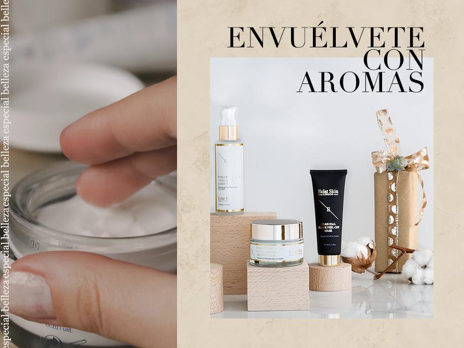 Cofres de perfumes y cosmética