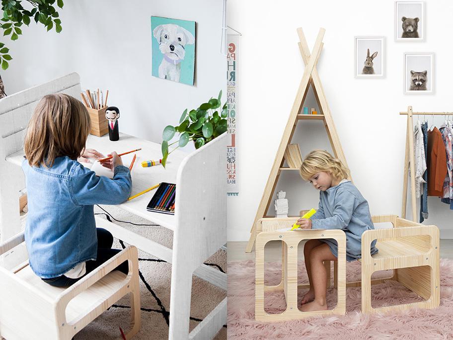 Una habitación Montessori