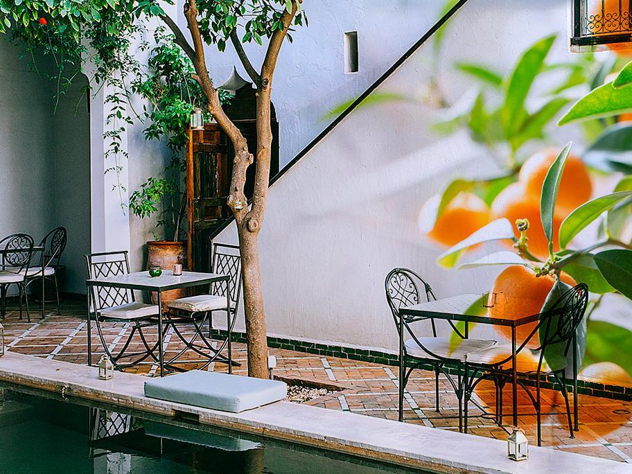 Un patio andaluz