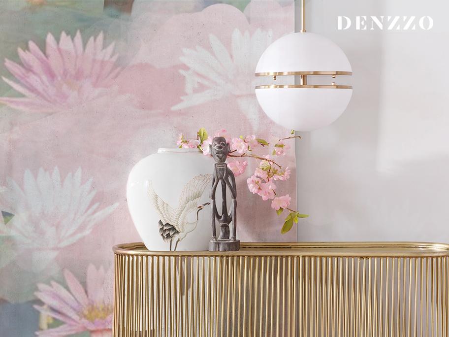 Denzzo - Interiores glamurosos