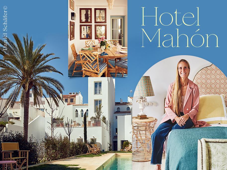 Un hotel en Mahón