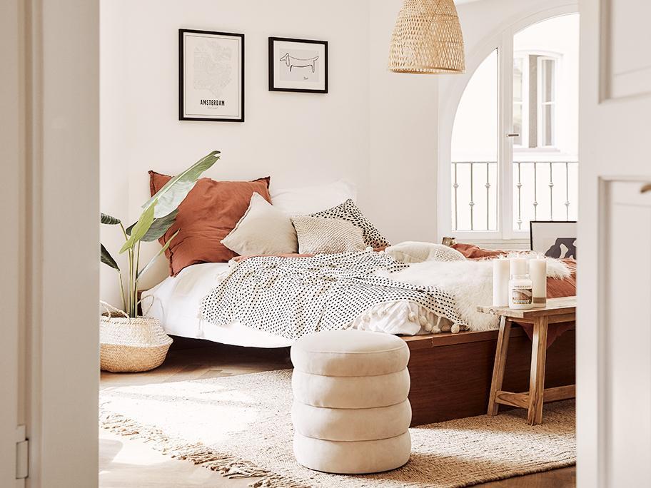 Dormitorio instagrameable