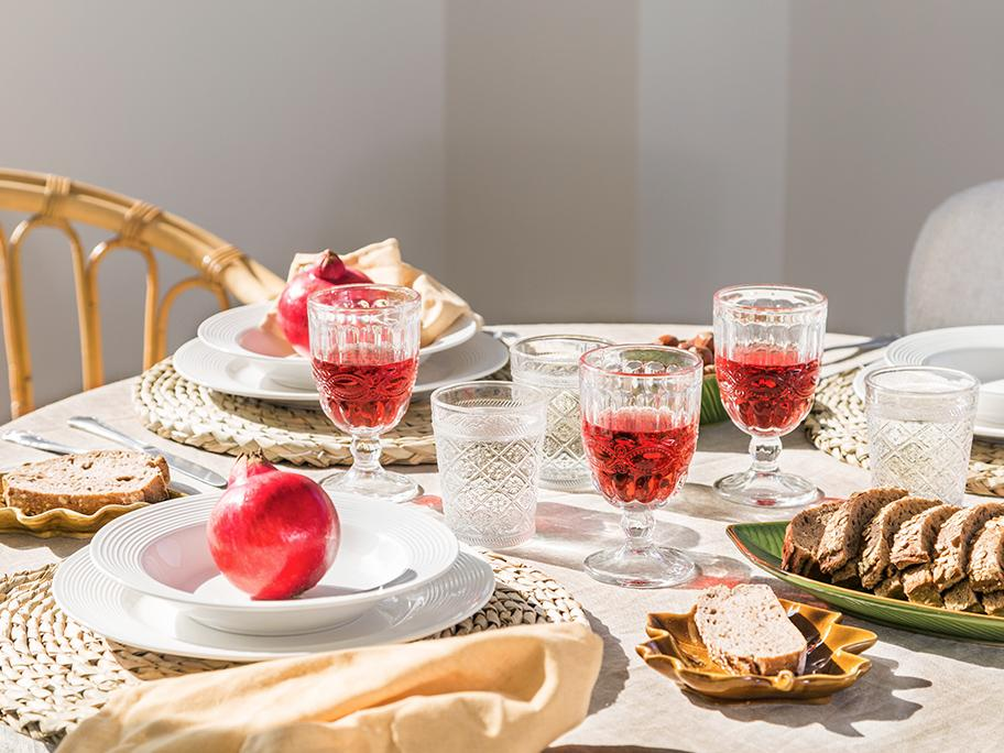Vajillas para renovar tu mesa