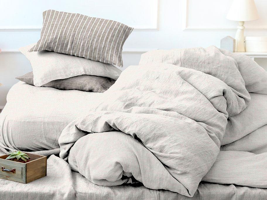 Dormitorio 100% natural
