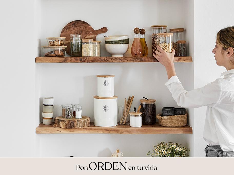 TIPS: Una cocina en orden
