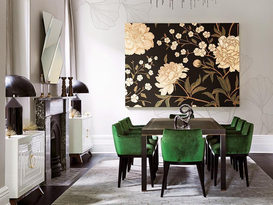 Una suite de lujo en casa