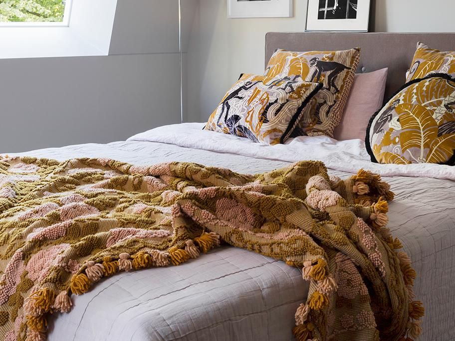 Cada cama necesita un color