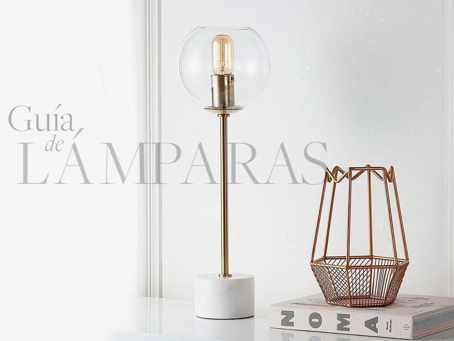 Guía de lámparas