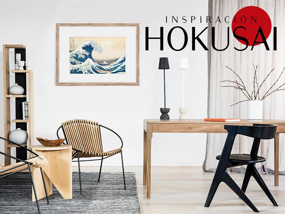 Inspiración Hokusai