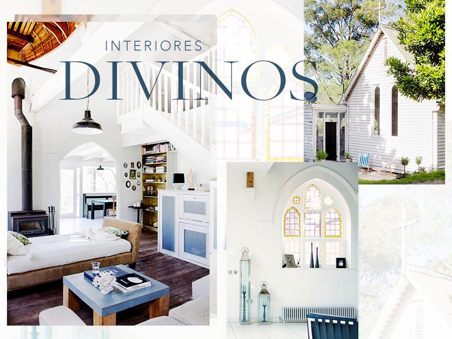 Interiores divinos